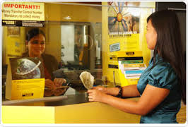 Money Transfer to Philippines: Western Union kiosk in Philippines